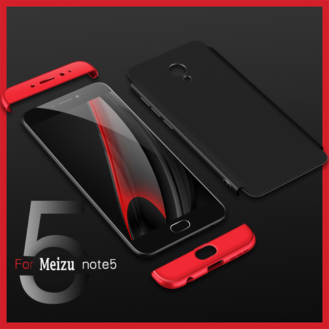 AXBETY For Meizu m6 Note Cass Full Protect Cover Ultra Thin Hard Hybrid Plastic Cases For Meizu M6 Note Case For Meizu M5 Note Islamabad