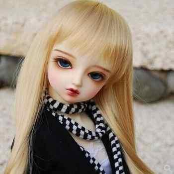OUENEIFS Volks Luna 1/3 bjd sd dolls model  girls boys eyes High Quality toys makeup shop resin - DISCOUNT ITEM  28% OFF All Category