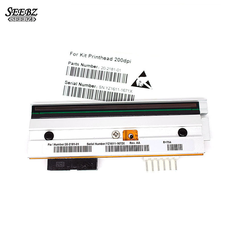 Thermal Printhead PHD20-2181-01 print head For Datamax I-4208 i4208 4208 4206 i4206 203dpi Thermal BarCode Printers