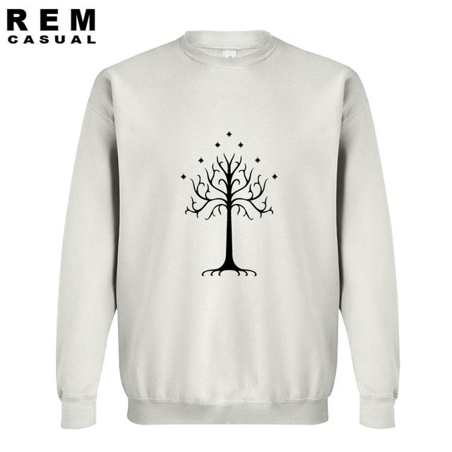 Lord of the Rings- Gondor White Tree Sweatshirt