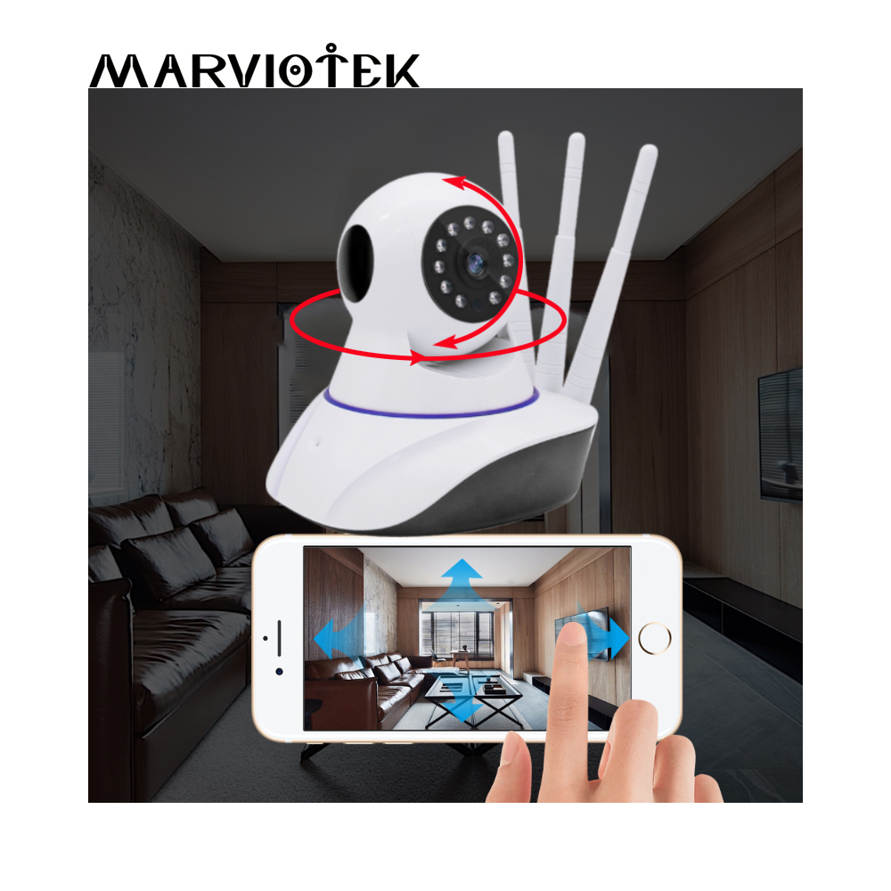 Home Security IP Camera WI FI Audio Record Baby Monitor IR mini CCTV Camera WiFi Video Surveillance Camera Wireless night vision