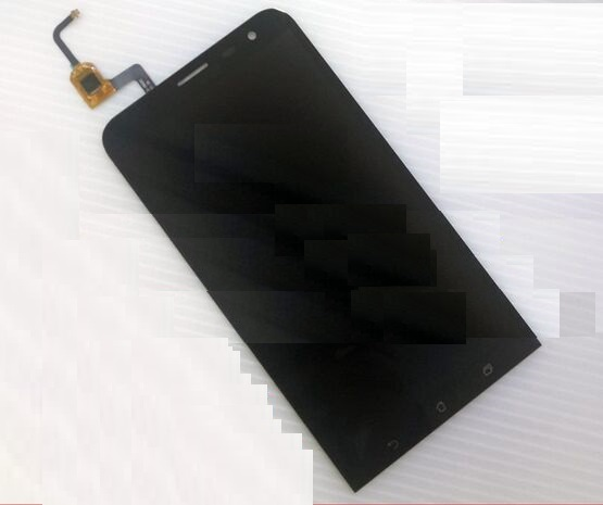 6 '' для Asus ZenFone 2 лазерная ZE601KL 601KL Z011D жк-дисплей с сенсорным экраном планшета стекло датчик полный ассамблея Repartment