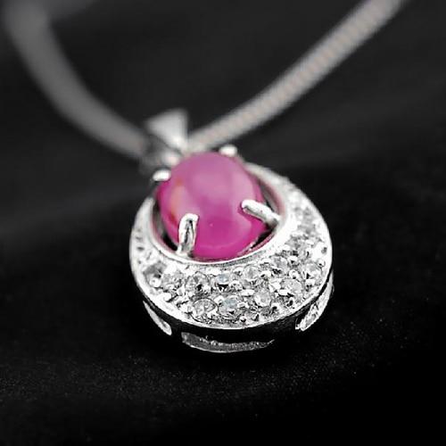 Колье Qi Xuan_Red Stone Angel's кулон в форме капли Necklaces_Real necklaces_качество guaranteed_производитель напрямую