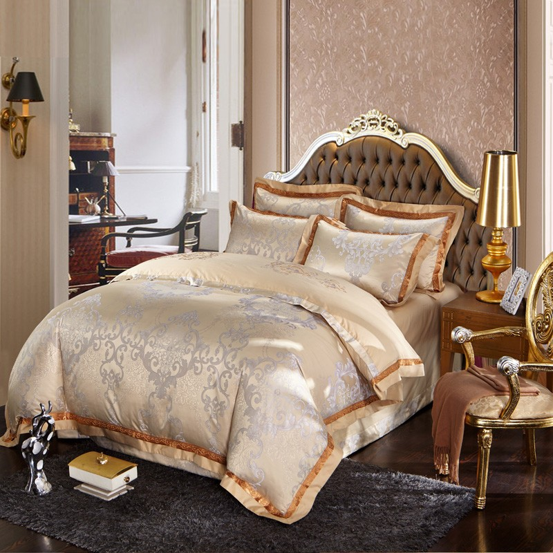achetez en gros rose satin couvre lit en ligne des grossistes rose satin couvre lit chinois. Black Bedroom Furniture Sets. Home Design Ideas