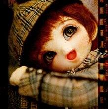 OUENEIFS Pongpong Littlefee הפיות 1/6 בובת שרף גוף דגם תינוק בנות בני בובות עיניים באיכות גבוהה