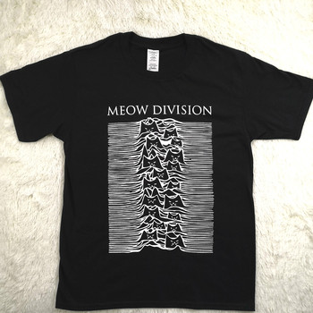 meow division t shirt
