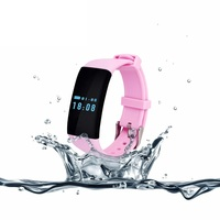 TK04 Bluetooth4 0 Fit Bit Smart Wrist Band Inteligente Bracelet With Heart Rate Monitor For IOS