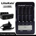 New Liitokala lii500 Intelligent Universal LCD LI-ion NiMH battery charger AA AAA 14500 16340 17335 17500 18650 Battery charger