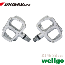 WELLGO pedals R146 Free shipping high quatity alloy bike pedal for mountain bikes for colorful pedals