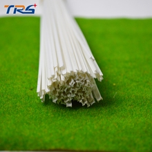 Sand table  Diy handmade construction ABSGong shape 1*2mm for model-making