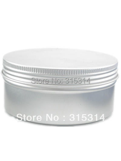 150ml Aluminium Balm Tins Pot,comestic Containers With Screw Thread ,Lip Balm Gloss Candle Packaging,cream Jar