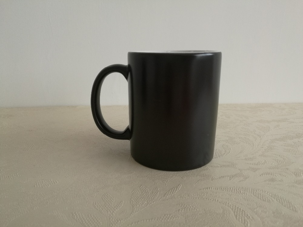 Mug Shhh Almost Now You May Speak Cup Coffee Mugs Tea Heat Reveal Cold Hot Sensitive Cups Changing Color In From Home Garden
