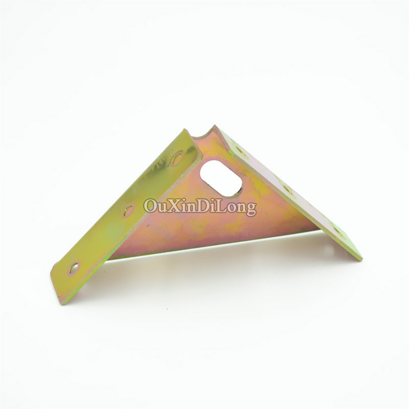 Brand New 4PCS/Lot Heavy Bed Frame Connecting Corner Bracket 90 ...