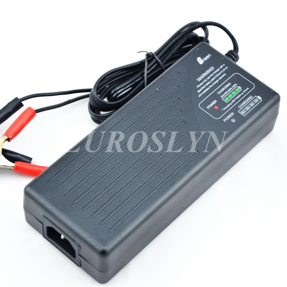 168v 45a Li Ion Lithium Battery Charger With Charging Process Indicator For 148v 4s 4 Cells Pack In Chargers From Consumer