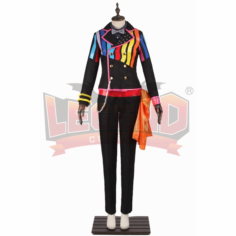 Cosplay legend Idolish7 Re:vale momo Cosplay adult costume full set all size custom made halloween men costume