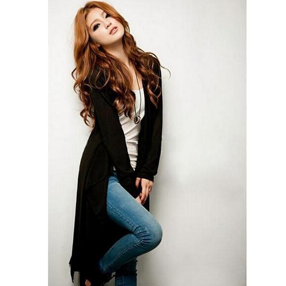 Aliexpress.com: Comprar Suéter Abarigo De Punto Largo Para