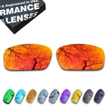 bb726a7eb0 ToughAsNails polarizado lentes de repuesto para Oakley cigüeñal gafas de sol -opciones múltiples