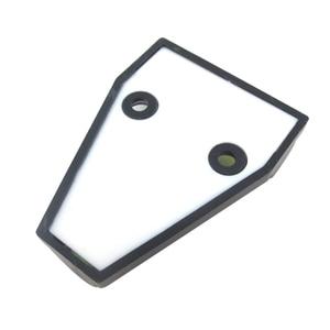 Image 4 - Triangular Plastic level indicator 1 pc T type spirit level measurement instrument Mini Spirit Level measurement instrument