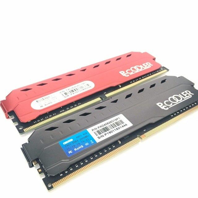 Pccooler 4 ГБ 8 ГБ 16 ГБ 3200 ПК Оперативная память модуль компьютерный Рабочий стол 4G 8G 16G DDR4 PC4 3200 МГц 2400 МГц 2666 МГц 3000 МГц DMII 4