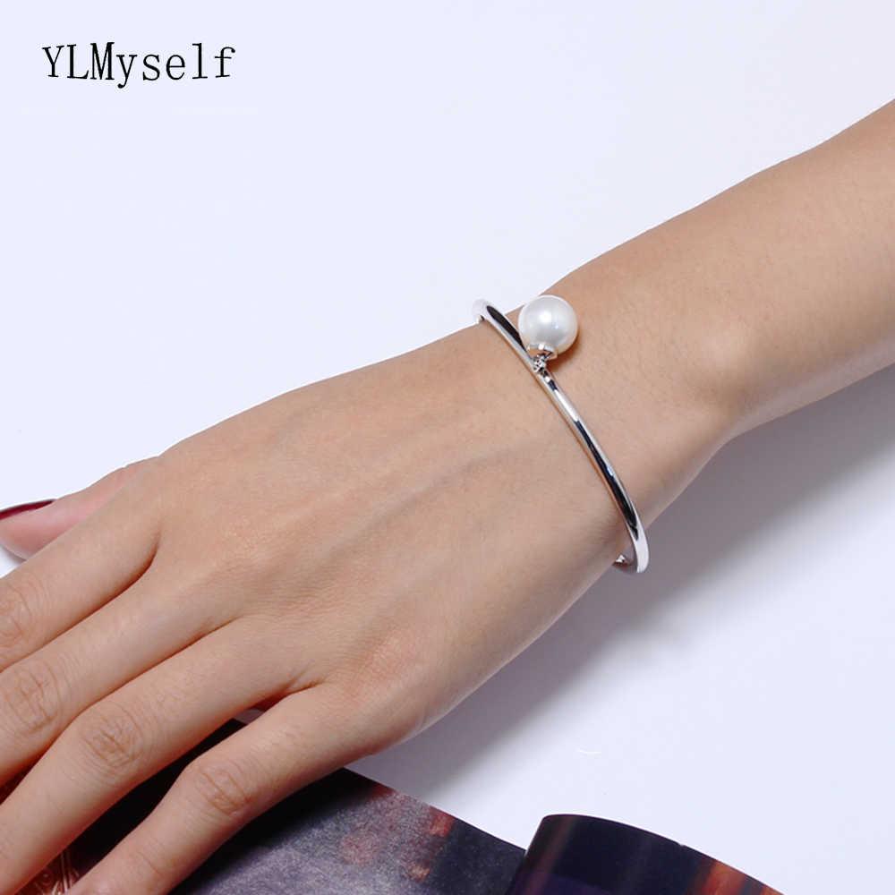 e895c7164d73 Элегантный дизайн браслет Регулируемая Бесплатная длина руки аксессуары  жемчужные украшения ювелирные женщин хороший браслет