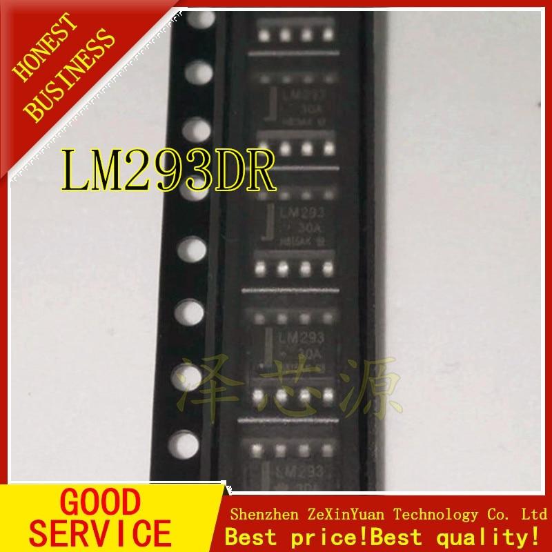 100PCS NEW LM293DR SOP-8 LM293D LM293