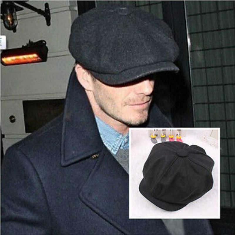 TWEED FLAT CAP COUNTRY RACING FLAT CAP CAPS 8 SIZES MENS WOMENS LADIES BOYS