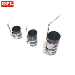 Image 2 - 자동차 엔진 피스톤 링 압축기 도구 렌치 조정 가능한 설치 밴드 도구