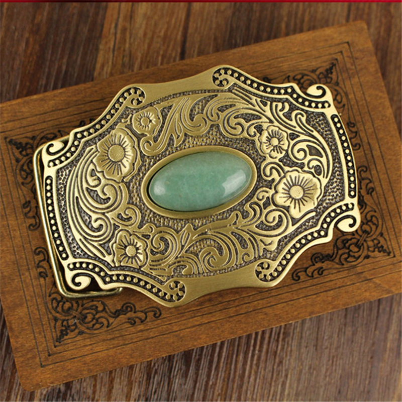 Solid Brass Belt Buckle Men Belt Diy Accessories Vintage Retro Chinese Style Belt Buckles TOP Quality Mens Belts Luxury BK0033