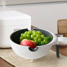 The Best Colander has to be with a handle. Handles your chores with joy!
