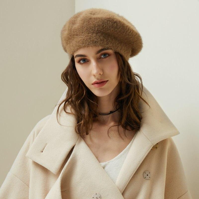 warm hat female beanie cap girl hats