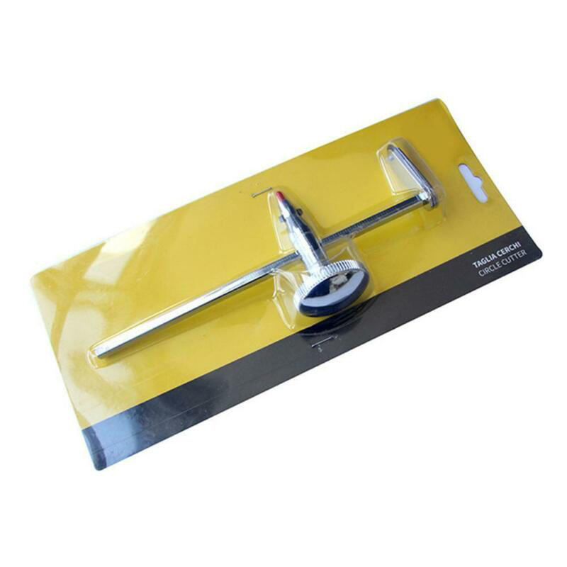 Cortador de Corte De Placa de Gesso Drywall Aço Brocas Cortadores Redondos Buraco Círculo New Arrivals Suprimentos