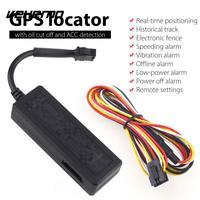 Vehemo GPS BDS LBS GPRS Oil Cut Off Detection Mini Portable GSM GPRS GPS Tracker Location