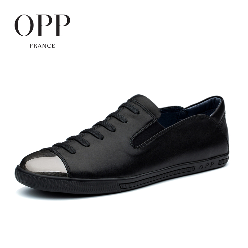 OPP 2017 Summer Mens Shoes Loafers For Men Genuine Leather Flats Shoes Casual Shoes Natural Men's Leather Loafers New footwear men leather shoes casual 2017 spring summer fashion shoes for men designer shoes casual breathable mens shoes comfort loafers