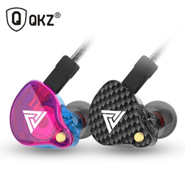 QKZ VK4 filaire écouteur 3.5MM Sport jeu casque écouteurs HiFi musique écouteurs avec micro pour iPhone Samsung Xiaomi