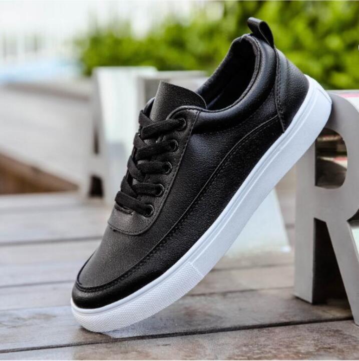 2019 Neuer Stil Mfu22 Jugend Sport Schuhe Männer Casual Schuhe Koreanische Trend Studenten Weiß Schuhe
