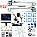 Frente Universal 2-portas Kits de Janela de Poder Auto Carro Elétrico com Conjunto de Interruptores e Harness # CA905