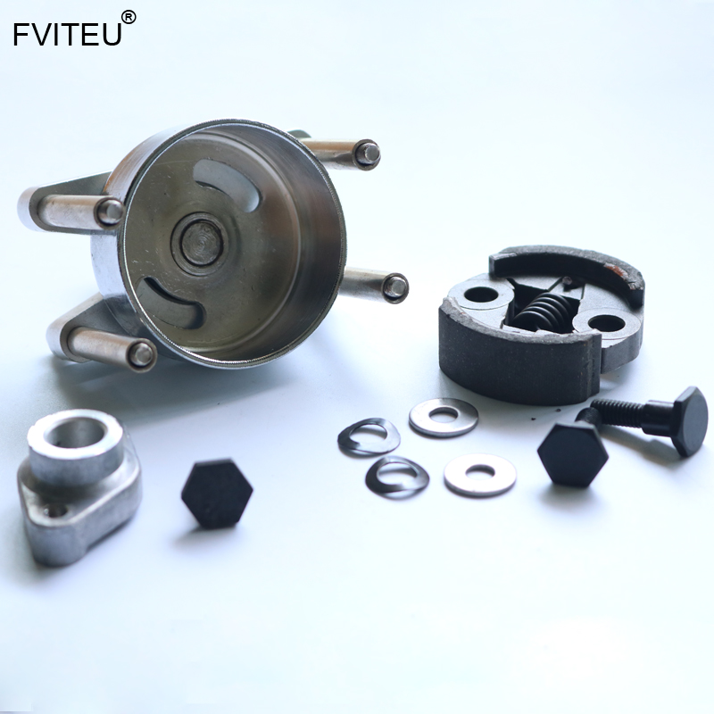 FVITEU Frizione e motore di montaggio per 26cc Zenoah Parti del motore Barca del Rc-in Componenti e accessori da Giocattoli e hobby su  Gruppo 3