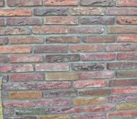 2pieces/lot 20 bricks Antique Brick Maker Mold Garden House Path Road Concrete Plastic Wall Tiles Cement Molds DIY decor Tool
