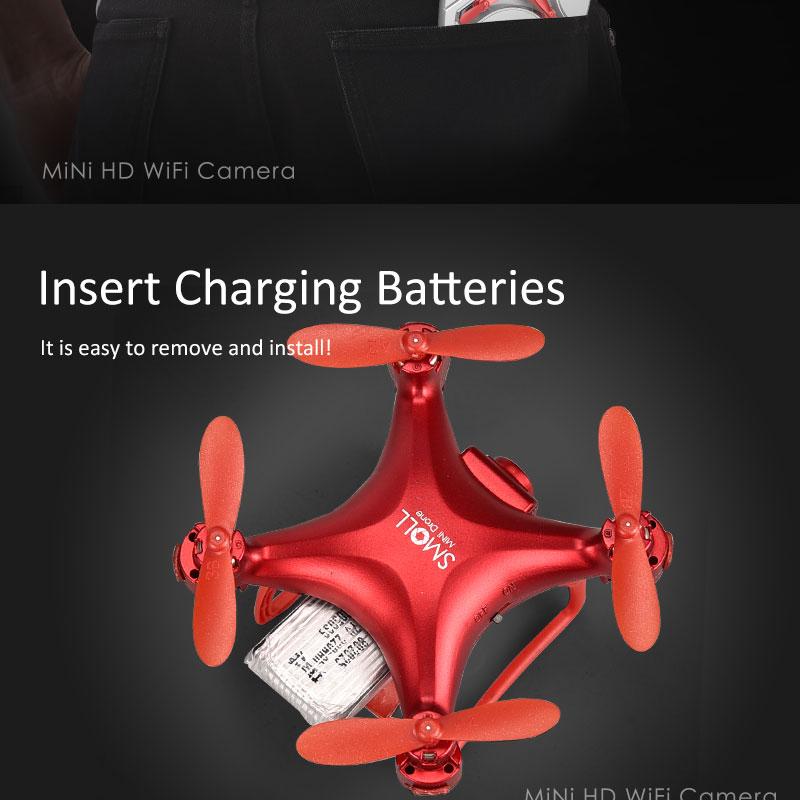 GW009C-1S Mini Drone (3)