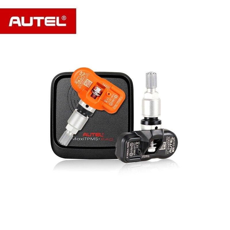 Autel MaxiTPMS PAD Pneu Capteur de Pression De Programmation MX-Capteur 433 MHz 315 MHz MxSensor Maxi TPMS Pad Pneu Capteur