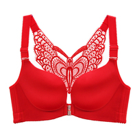 Sexy Seamless Lingerie Super Push Up Bras For Women Underwear Wireless Brassiere 44 46 48 50