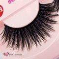 Handmake Fashion 10 Pairs Makeup Thick Long Purple False Eyelashes Soft Fake Eye Lash Beauty Tool F33 Wholesale eyelash lash eye