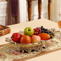 European Style Resin Fruit Tray For Home