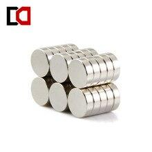 Бесплатная доставка Оптовая продажа 30 шт. диск 10 х 3 мм N50 редкоземельных постоянных Промышленных мощный неодимовый магнит магнитов ndfeb