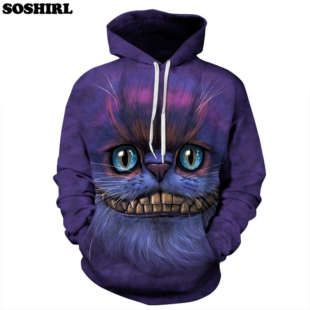 Online Buy Wholesale funny cat sweatshirts from China funny cat ...