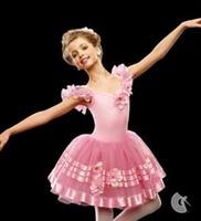 Pink Ballet dress professional ballet clothes children