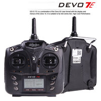 Ready For DSM2 Protocol RC Hobby Airplane Helicopter Model Walkera Radio Control DEVO 7E 2 4G