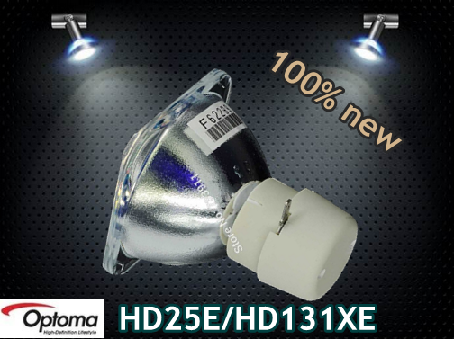 Quality original bare lamp SP.8VC01GC01 / BL-FU190E for projector OPTOMA /HD131XE