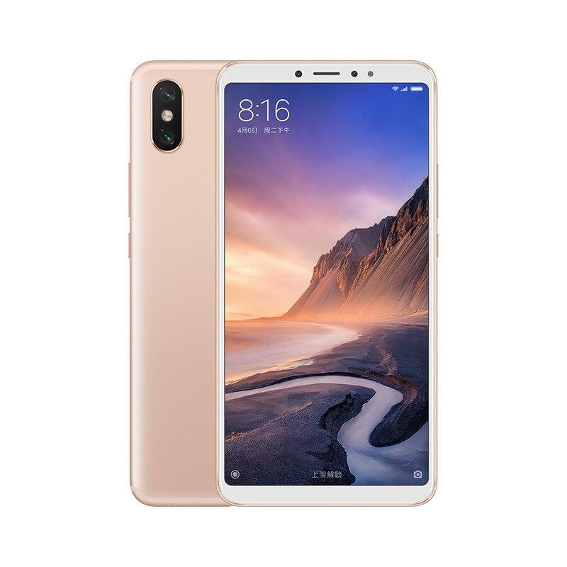 Globale ROM Xiao mi mi Max 3 4GB 64GB 6,9 Full Screen Snapdragon 636 Octa Core 5500mAh QC 3,0 12MP + 5MP Dual Kamera Smartphone - 3