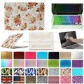"freeship 3in1 Hard Case For Macbook Pro Air Retina 11"" 12"" 13"" 15"" + English Keyboard Skin Cover + screen protector film"